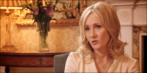 J.K. Rowling Life After Harry Potter