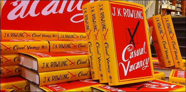 The Casual Vacancy books