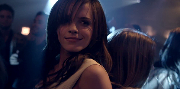 Emma Watson nel teaser di The Bling Ring