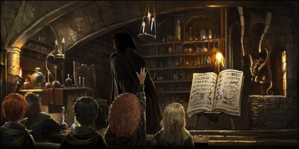 Pottermore aggiunti quattro momenti portus - A tavola con harry potter ...