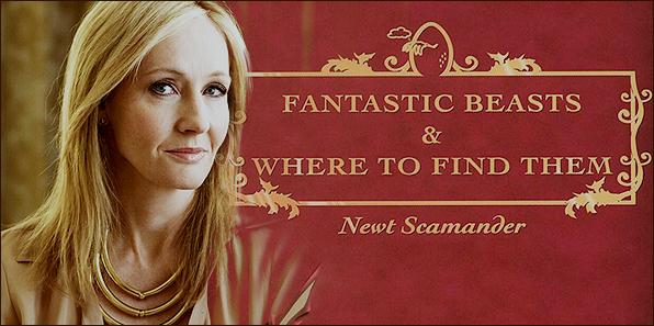Animali Fantastici: J.K. Rowling svela l'inizio della trama e nuovi dettagli