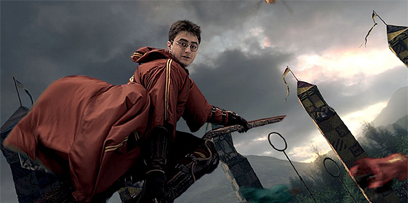 Un film sul Quidditch per la Warner Bros?