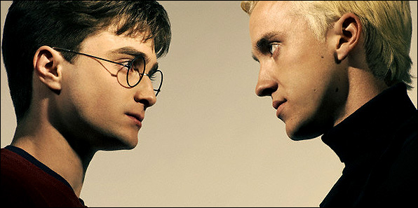 "J.K. Rowling shock: ""All'inizio immaginavo Harry con Draco"""