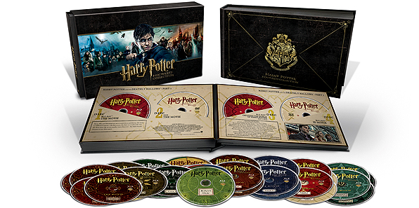 A maggio in Italia la Harry Potter Hogwarts Collection: primi dettagli!