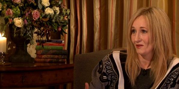 """J.K. Rowling: """"Basta critiche su come scrivo, mi do alla cucina"""""""