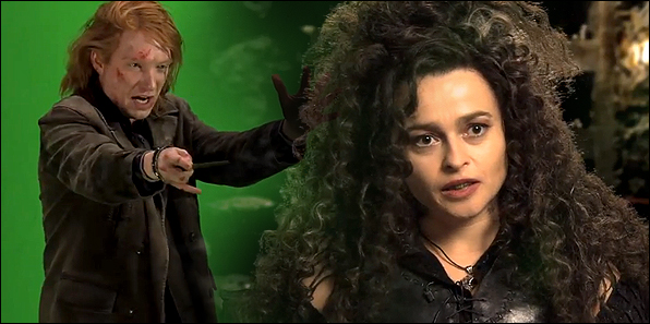 [VIDEO] Wizarding World: primo sguardo al ritorno di Voldemort, Bellatrix e Bill!