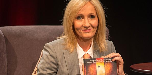 J.K. Rowling ha in programma più libri di Cormoran Strike che di Harry Potter