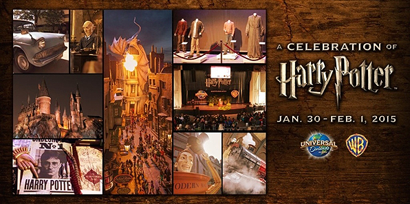 Universal Orlando: la Harry Potter Celebration al Wizarding World