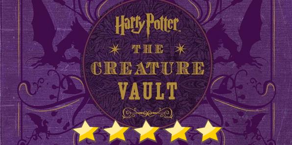 EXCL - La recensione di Creature Vault, il libro speciale dedicato alla creature magiche