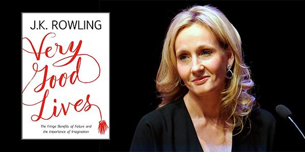 Very Good Lives: Il discorso di J.K. Rowling ad Harvard diventa un libro per beneficenza
