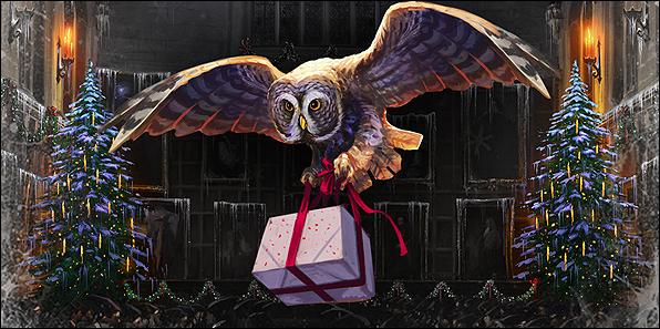 Natale in anticipo su Pottermore: nuovi contenuti esclusivi di J.K Rowling