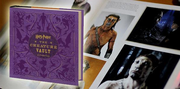 Disponibile in Italia Harry Potter: Il libro delle creature magiche