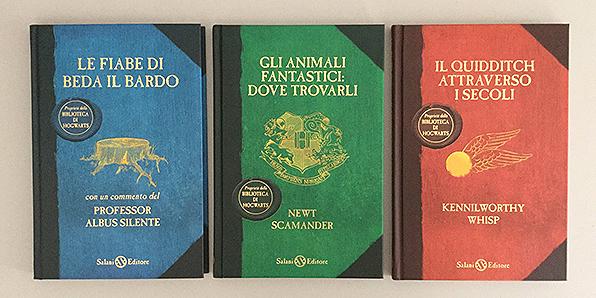 Harry Potter: in arrivo i nuovi libri della Biblioteca di Hogwarts!