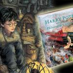 Harry Potter: nuove anteprime della splendida Edizione Illustrata!
